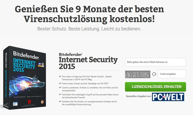 TEST KOSTENLOS INTERNET SECURITY