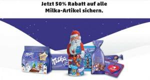 Milka Rabatt Coupon
