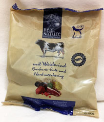Real Nature Hundefutter