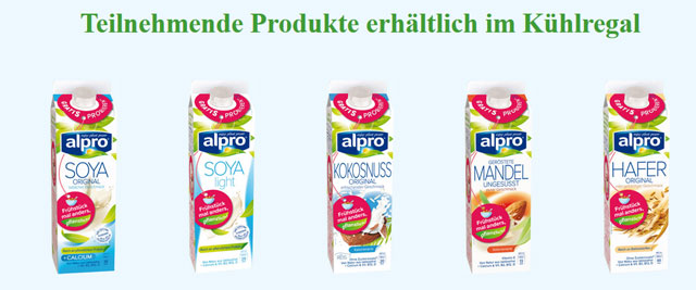 Alpro Fresh Drink