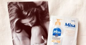 Mixa Bodylotion gratis