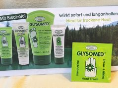 Glysomed Handcreme Test